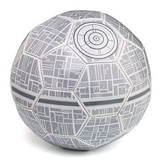 Death Star Soccer Ball •Star Wars Celebration Europe II (2013) exclusive merchandise