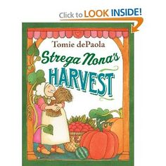 An all-new Strega Nona picture book on the heels of the New York Times Bestseller Brava, Strega Nona! Tomie dePaola's beloved character Strega Nona. Used Books, Great Books, Fallen Book, Bulletins, Children's Picture Books, Read Aloud, Colorful Pictures, Childrens Books, Toddler Books