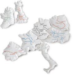 Map Plates $8.98
