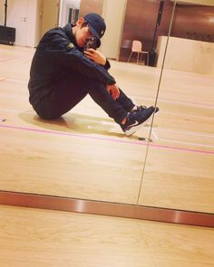 "Baekhyun - 160909 Instagram account update: "" #NikeLabxStoneIsland"" Credit…"