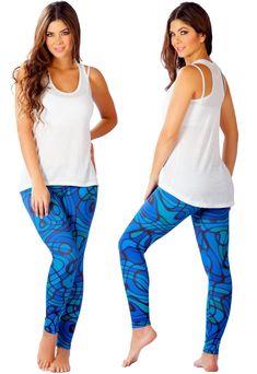 4311ffc89c73b Protokolo 2640 Leggings Women Workout Clothes Gym Wear   NelaSportswear    Women's fitness activewear workout clothes