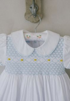 Adelaide Dress Little English Little English classic children's clothing preppy children's clothing little English clothing classic baby clothing traditional children's clothing children's clothing baby clothing Smocked Baby Clothes, Girls Smocked Dresses, Baby Clothes Patterns, Little Girl Dresses, Clothing Patterns, Vintage Girls Dresses, English Clothes, Smocking Patterns, Smocking Plates