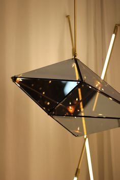 Maxhedron is a study in material transformation through light and reflection.