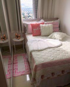 Small Room Bedroom, Room Decor Bedroom, My Room, Girls Bedroom, Cute Room Decor, Teen Room Decor, Dream Rooms, Dream Bedroom, Rose Gold Room Decor