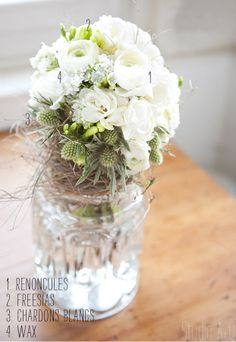 Mariage Blanc Et Vert On Pinterest French Grey