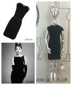 Haute Couture : LaMiaMe Petite Robe Noire