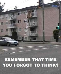 #Moving #fail - Dont try this at home ...or ever for that matter !