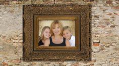 Trio. Creative Family Photography, by Virginia Angus, Denver, Colorado. http://raffiaroses.com