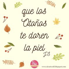 Otoño Good Day, Happy Friday, Arts And Crafts, Signs, Quotes, Books, Fall Season Quotes, Motivational Quotes, Pretty Quotes