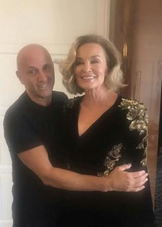 Jessica Lange why hairstylist Robert Vetica.