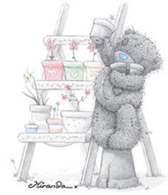 Tatty Teddy - So viele Blumen hab ich gepflanzt!