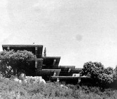 Casa Lucio Muñoz | Fernando Higueras y Antonio Miró | Torrelodones | 1961-3