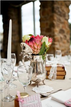 Greyton wedding - photo by Nastassja Harvey Wedding Photos, Table Decorations, Furniture, Home Decor, Marriage Pictures, Decoration Home, Room Decor, Home Furnishings, Bridal Photography