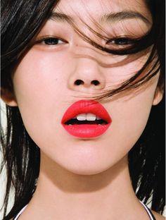chenman beauty, Liu Wen, China Supermodel