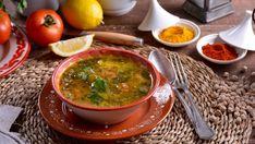 Sopa de tomate y garbanzos (Harira) - Najat Kaanache - Receta - Canal Cocina