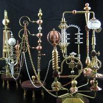 steelhip design 2011-2012 portfolio - steampunk jewelry, acessories, art and artifacts