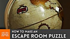 How to make an escape room puzzle