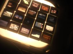 Vintage Lot  of 50 35MM Photo Slides / by vintagepostexchange, $3.25