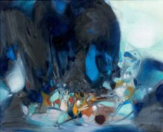 chu teh-chun art | Art Contemporain