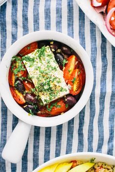 These 13 Baked Cheese Recipes Will Make Life Better via @PureWow