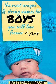 Cute Unusual Boy Names, Unique Baby Boy Names, Weird Names, Unique Names, Cool Names, Name Of Baby Boy, Uncommon Boy Names, Ocean Names, British Boys