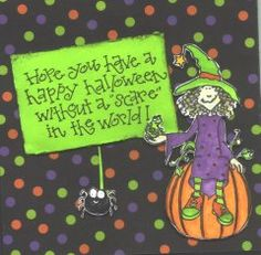 halloween sayings and phrases for cards