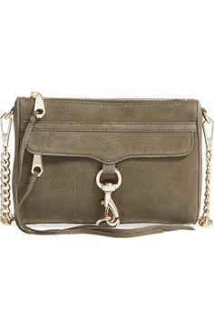 Rebecca Minkoff 'Mini MAC' Convertible Crossbody Bag available at #Nordstrom