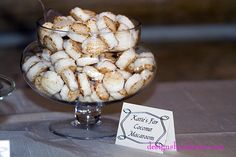 Candy buffet featuring the favorite candies of the bride and groom along with their parents destinationcreate... #candybuffet#coloradowedding#mountainwedding#whitewedding