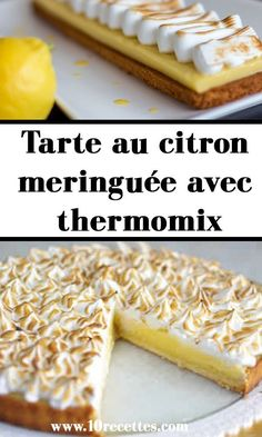 Thermomix Desserts, Cereal, Cooking, Breakfast, Food, Pies, White Chocolate, Sweetie Pies Recipes, Gourmet Desserts