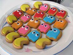 Gâteaux et cookies pour geeks!