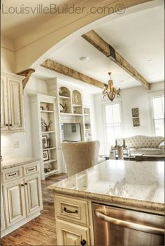 Construction and design by David Weis and Meridian Construction.  Visit us at LouisvilleBuilder.com