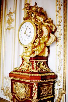 Versailles, appartements Louis XV