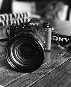 Ooh this Sony camera is in my dreams.