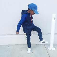 """Isn't TJ just the coolest?! #coolkids #adidas #calvinklein #oldnavystyle #kidsfashion #streetstyle #fashionkids #fashion #momblogger #styleblogger…"""