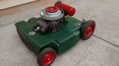 Antique Vintage Lawn Boy Lawnboy RPM Iron Horse Mower Lawnmower | eBay