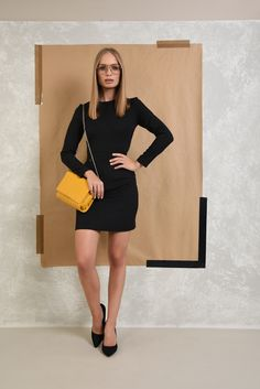 Dresses For Work, Autumn, Elegant, Casual, Fashion, Poem, Classy, Moda, Fall