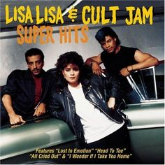Lisa Lisa & Cult Jam Super Hits