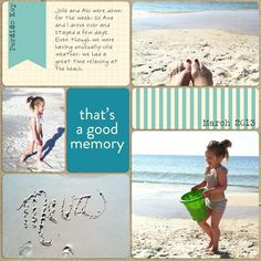 Becky Higgins- Project Life  Kraft Core Kit