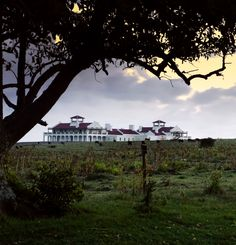 4,000-acre grounds in Uruguay