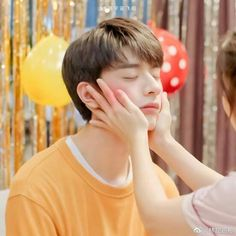 Đáng yêu ^^ Handsome Actors, Handsome Boys, O Drama, Drama Fever, Chines Drama, Secret Crush, Fashion Couple, Chinese Boy, Tumblr Boys