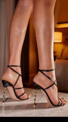 7ba4763f85b2  sandals  heels Strappy Sandals Heels