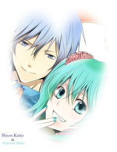 Am I the only person on earth who hates Luka?    Miku and Kaito ♥♥
