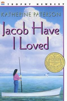 Jacob Have I Loved by Katherine Paterson. Again, another childhood favorite.