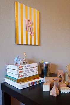 DIY Wall Art- I want to do this!
