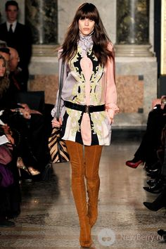 Emilio Pucci 2013-2014 (oh these boots!)