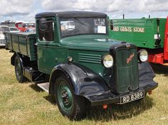 1935 Bedford WS RD8389 - West Oxon Steam & Vintage Show 2015 | by Rob Lovesey