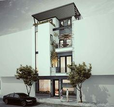 Ideas Exterior Design Modern Shop For 2019 Villa Design, Facade Design, Exterior Design, Architecture Design, Home Building Design, Home Design Plans, House Paint Exterior, Exterior House Colors, House Paint Color Combination