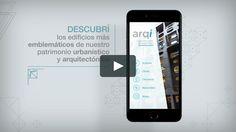 Diseño de Storyoard, modeldo 3D y animación de Video promocional para la App Arqi