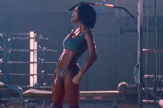 Teyana Taylor Just Gave Us #BodyGoals and #BlackLove Goals in Kanye West's…