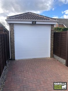 Insulated roller shutter garage doors from Garolla allow you to enter your home in style as well as ease. If you're looking for roller garage door replacement slats, you'll love a new garage door / new roller shutter from Garolla.  #doordesign #doordesignmodern #doordetails #doordesigns #doordesignsmodern #garagedoorsmakeover #garagedoorcurbappeal #garagedooruk